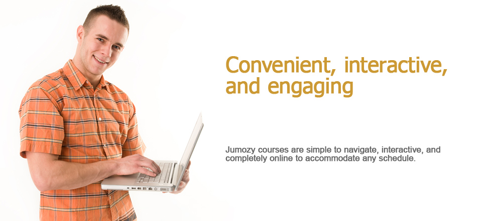 Jumozy Continuing Education  Convenient Interactive and Engaging CE