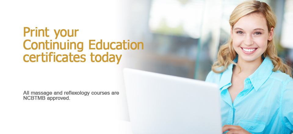 Jumozy Continuing Education Print Your  CE Certificate