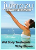 Wet Body Treatments Vichy Shower Continuing Education CE