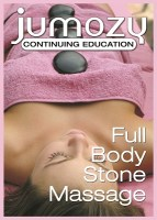 Full Body Stone Massage Continuing Education CE